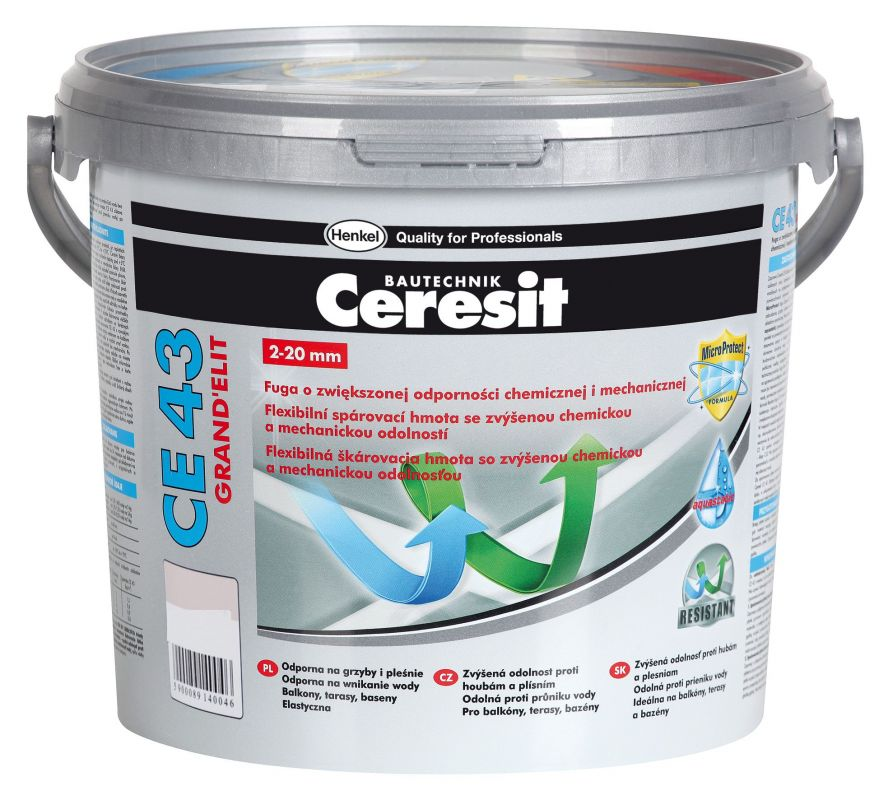 Ceresit CE 43 Grand'Elits antracite 5kg
