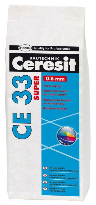 Ceresit CE 33 Super - manhattan 2kg