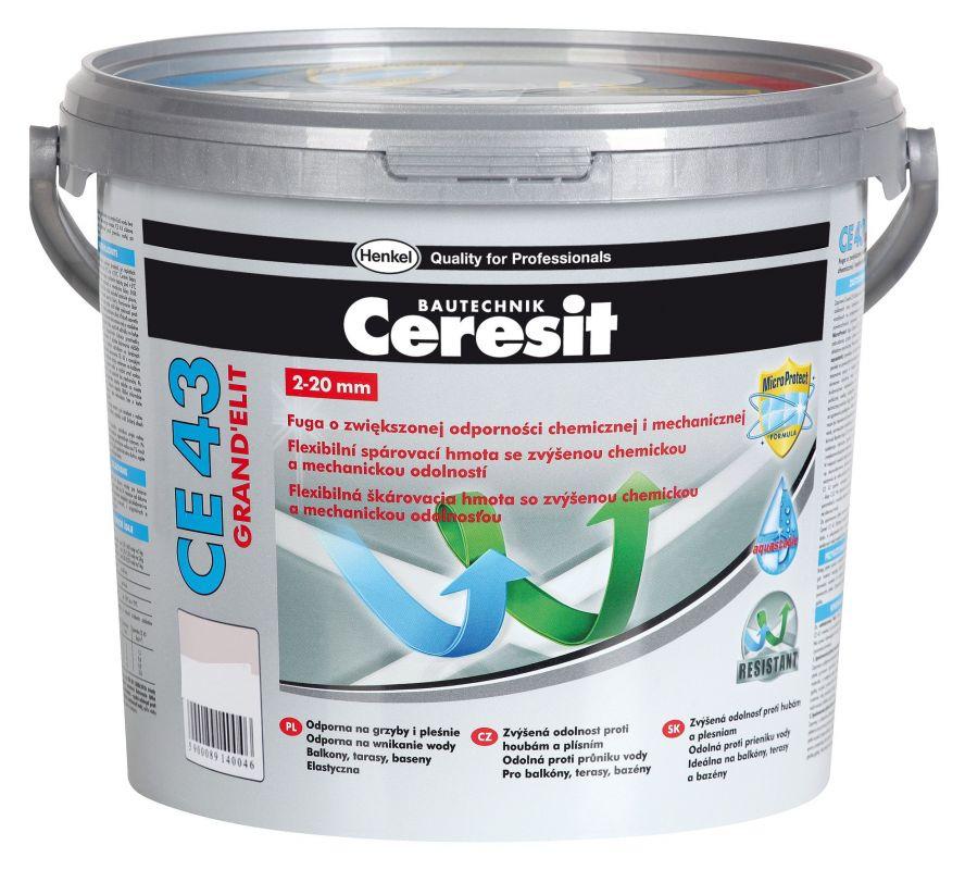 Ceresit CE 43 Grand'Elits bílá 5kg