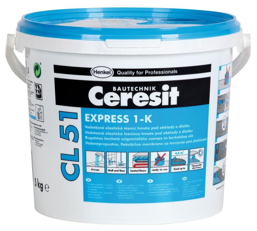 Ceresit CL 51 Jednosložková hydroizolace 5kg