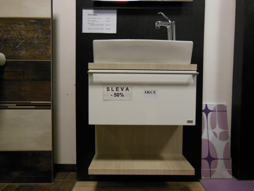 Skříňka pod umyvadlo - HALL 50cm Roca