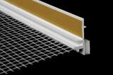 Okenní APU profil s tkaninou 2,4m-6mm