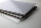 Makrolonové desky PC A10mm/MC,Strong opal -1UV  260x60 cm