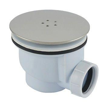 Sifon pro sprchovou vaničku, pr. 90 mm, stav. výška 85 mm Klum