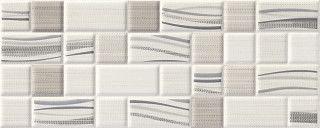 ADORE White DC Mosaic 3D dekor 20x50 Gorenje