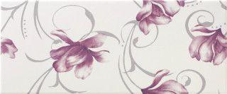 LUCY White DC Flower dekor 25x60 Gorenje