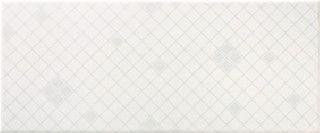 LUCY White DC Mesch dekor 25x60 Gorenje