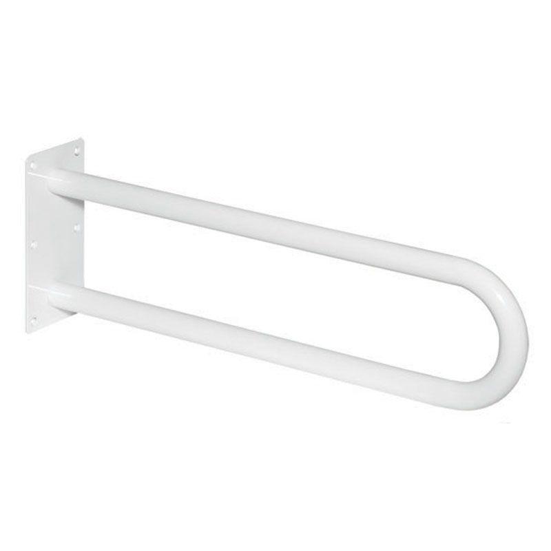 Madlo pevné, bílé, 55 cm Mereo