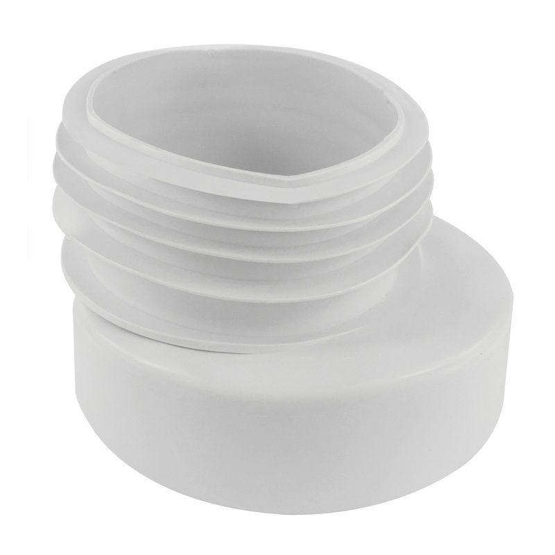 WC manžeta ø 110 mm, excentrická Klum